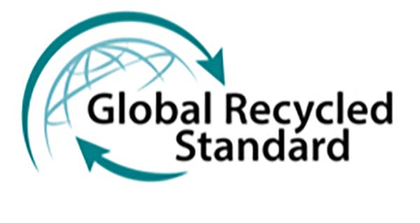 GRS- Global Recycled Standard Logo